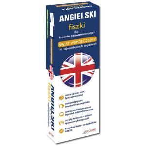 Angielski Fiszki dla Średnio Zaawansowanych. Świat Współczesny
