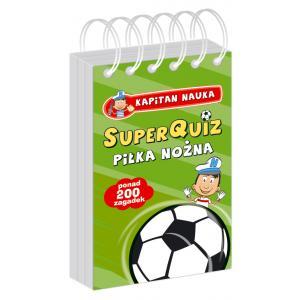 EDGARD SuperQuiz Piłka Nożna  - Kapitan Nauka