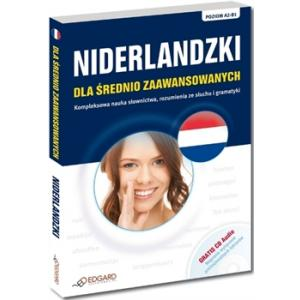 EDGARD Niderlandzki dla średnio zaawansowanych +CD OOP
