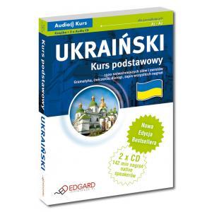 EDGARD Ukraiński kurs podstawowy +CD