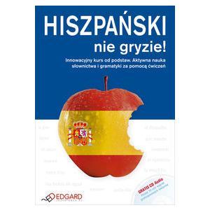 EDGARD Hiszpański nie gryzie! +CD