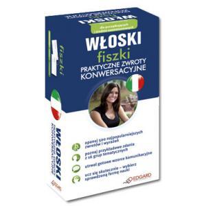 EDGARD Włoski fiszki praktyczne - Zwroty Konwersacyjne