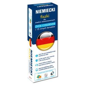 EDGARD Niemiecki Fiszki Życie codzienne+CD