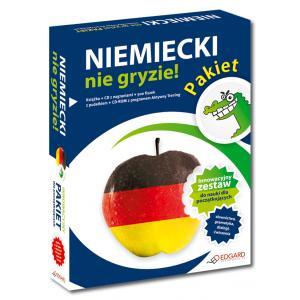 EDGARD Niemiecki Nie Gryzie! Pakiet +CD