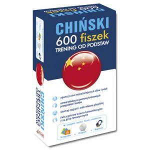 FISZKI Chiński 600 Fiszek Trening od Podstaw + CD
