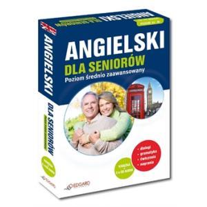 Angielski dla Seniorów. Poziom Średnio Zaawansowany