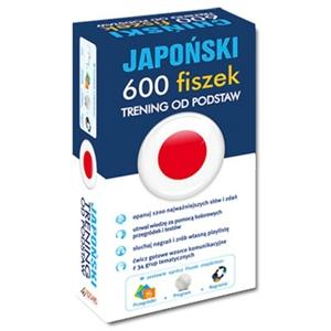 EDGARD Japoński 600 fiszek Trening od podstaw.