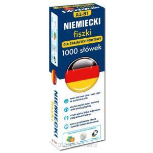 EDGARD Niemiecki Fiszki 1000 słówek dla znających podstawy