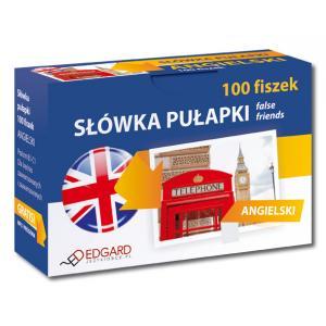 100 Fiszek Angielski. Słówka Pułapki