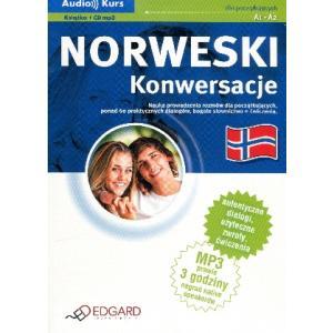 EDGARD Norweski Konwersacje dla początkujących + CD