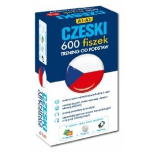 EDGARD Czeski 600 Fiszek Trening od Podstaw + mp3