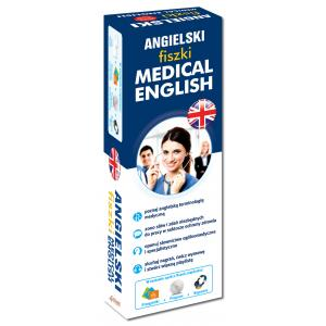 Angielski Fiszki. Medical English