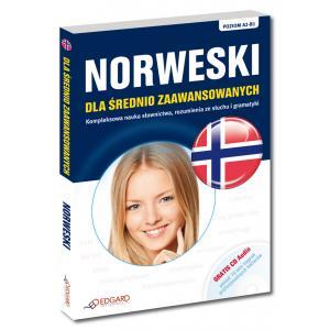 Audio Kurs Norweski Dla Średnio Zaawansowanych + CD