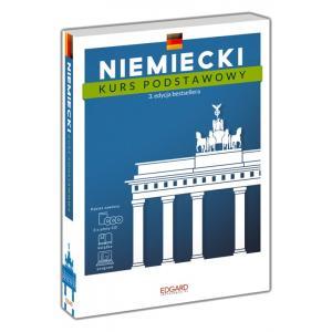 Niemiecki. Kurs Podstawowy + CD
