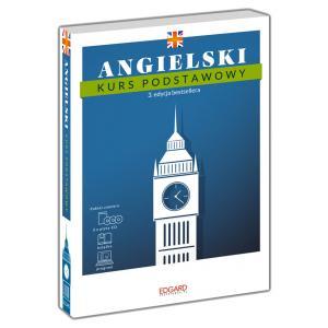 Angielski. Kurs Podstawowy + CD