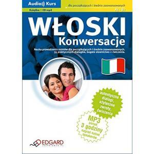 Audio Kurs Włoski. Konwersacje + MP3
