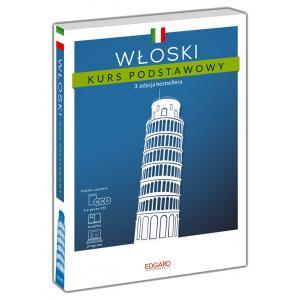 Włoski. Kurs Podstawowy + CD