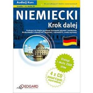 EDGARD Niemiecki - Krok dalej +CD