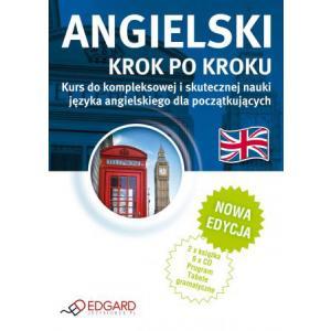 Angielski Krok po Kroku + CD