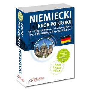 EDGARD Niemiecki Krok po kroku. Kurs + CD