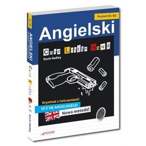 Angielski. Cold Little Hand. Kryminał z Ćwiczeniami + Audiobook. Poziom B1-B2