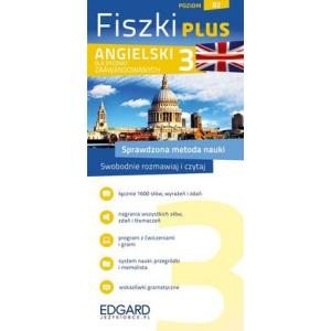 FISZKI PLUS. Język Angielski dla Średnio Zaawansowanych 3