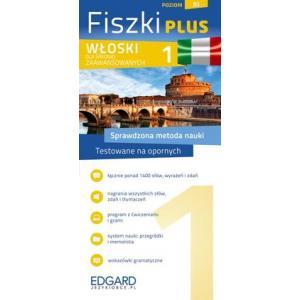FISZKI PLUS. Język Włoski dla Średnio Zaawansowanych 1