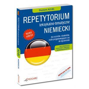EDGARD Niemiecki Repetytorium leksykalno-tematyczne A2-B1