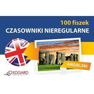 Angielski 100 Fiszek. Czasowniki Nieregularne