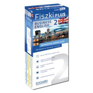 Fiszki PLUS Angielski Business English 2