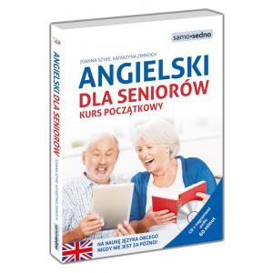 Angielski Dla Seniorów - Kurs Dla Początkujących + CD