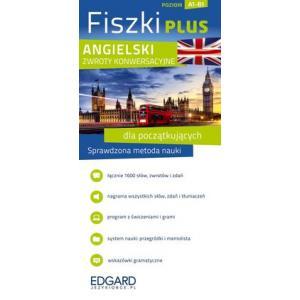 Fiszki PLUS Angielski Zwroty Konwersacyjne Dla Początkujących