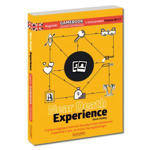 Near Death Experience. Angielski Gamebook z Ćwiczeniami. Poziom B2-C1