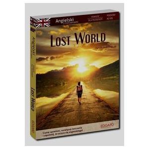 Angielski. Lost World. Powieść dla Młodzieży z Ćwiczeniami. Poziom A2-B1
