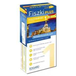 Fiszki PLUS. Język Hiszpański Dla Średnio Zaawansowanych 1