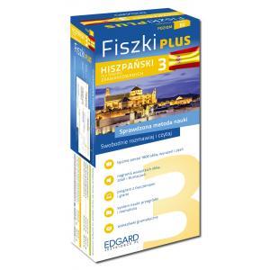 Fiszki PLUS. Język Hiszpański Dla Średnio Zaawansowanych 3