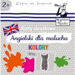 Angielski dla Malucha - Kolory