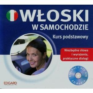 EDGARD Włoski w samochodzie - Kurs podstawowy