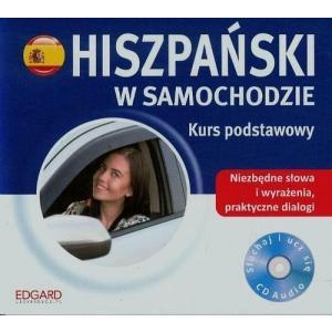 EDGARD Hiszpański w samochodzie - Kurs podstawowy