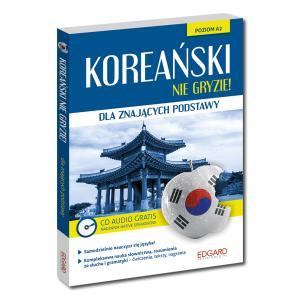 Koreański Nie Gryzie! + CD Dla Znających Podstawy