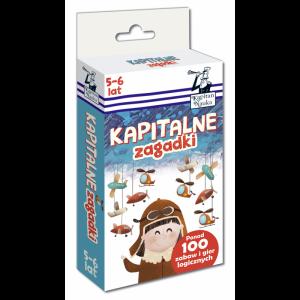 Kapitan Nauka. Kapitalne Zagadki (5-6 Lat)