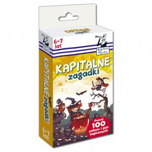 Kapitan Nauka. Kapitalne Zagadki (6-7 Lat)