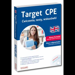 Target CPE. Ćwiczenia, Testy, Wskazówki + MP3