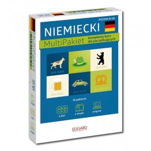 Niemiecki Multipakiet. Kompletny Kurs Dla Początkujących