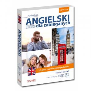 Angielski. Kurs dla Zabieganych + CD