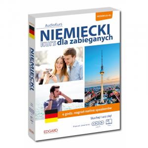 Niemiecki. Kurs dla Zabieganych + CD