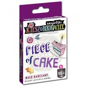 EDGARD Kieszonkowiec angielski Piece of Cake