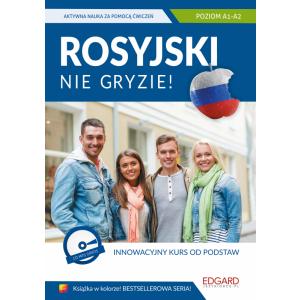Rosyjski Nie Gryzie! + CD. Edycja w Kolorze