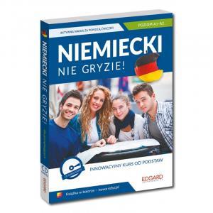 Niemiecki Nie Gryzie! + CD. Edycja w Kolorze