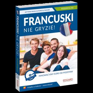 Francuski Nie Gryzie! + CD. Edycja w Kolorze